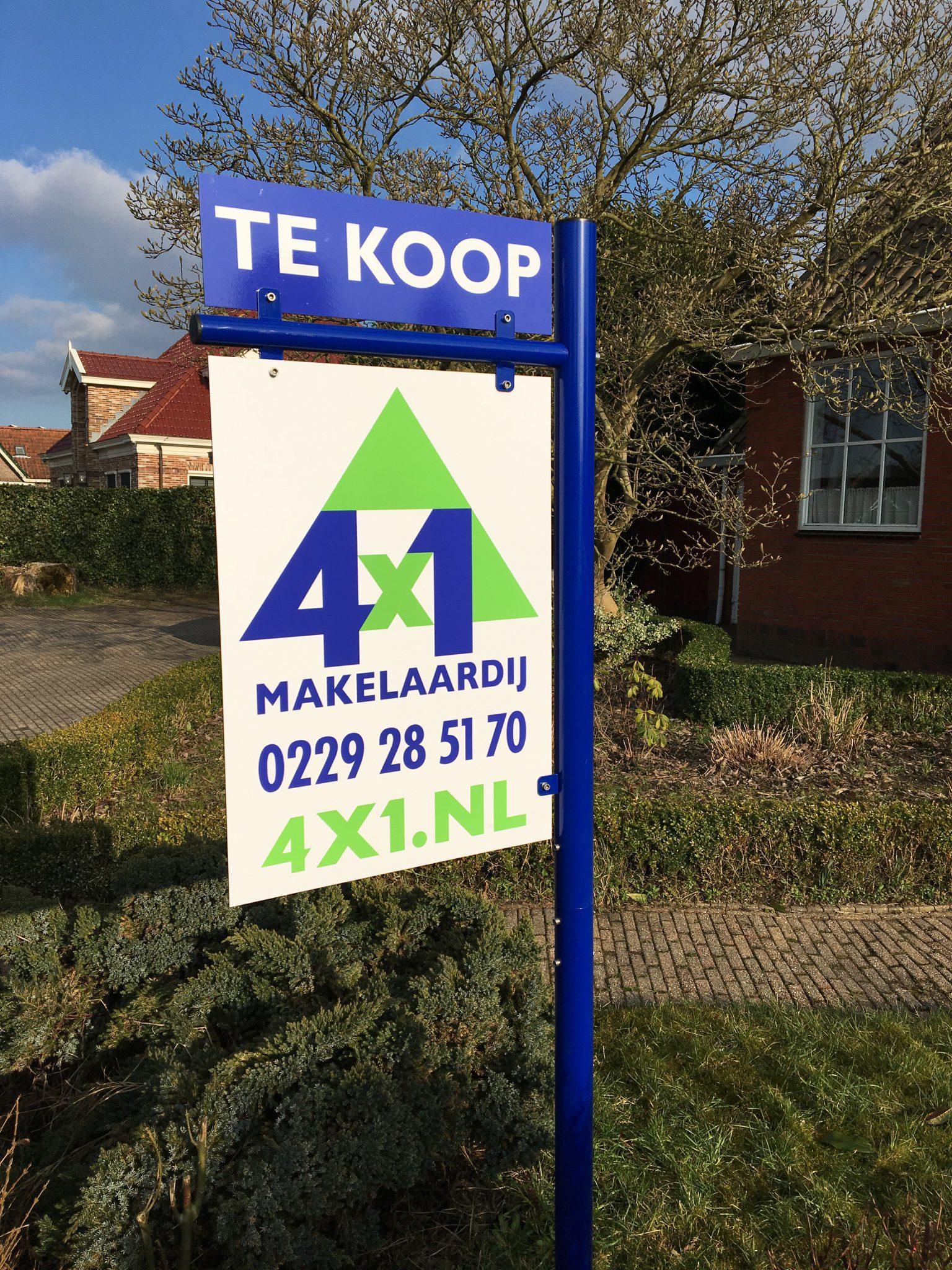 4x1 Makelaardij in Hoorn